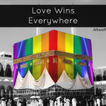 Atheist Republic's Kaaba: Love Wins